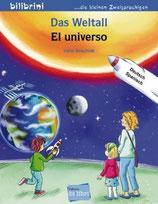Das Weltall / El universo /  Deutsch-Spanisch