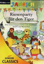 Janosch-Riesenparty für den Tiger