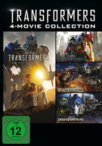 Transformers 4 Movie Collection