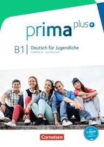 Prima Plus B1 Schülerbuch