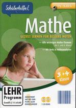 Mathe Schülerhilfe 3+4 Klasse