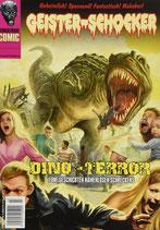 Geister-Schocker Comic  -Dino-Terror -m. Audio-CD