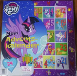 Calendario de Adviento con Libros  - My little Pony_Mein Adventskalender