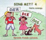 Sing Mit! 4 Der-Die-Das ¡Canta conmigo!