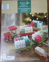 Calendario de Adviento  - Weihnachtszug Adventskalender Bastelset