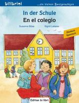 In der Schule / En el colegio / Deutsch-Spanisch