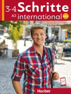 Schritte international Neu 3+4    (A2) Kursbuch