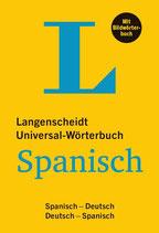 Universal Wörterbuch Spanisch- Deutsch