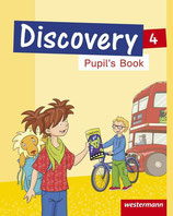 Discovery 4 Pupil´s Book