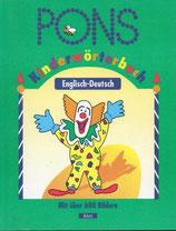 PONS Kinderwörterbuch Englisch-Deutsch