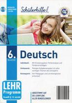 Deutsch Schülerhilfe 6 Klasse