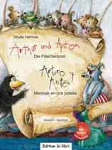 Arthur und Anton: Die Flaschenpost / Arturo y Anton: Mensaje en una botella