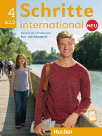 Schritte international Neu 4        (A2.2)