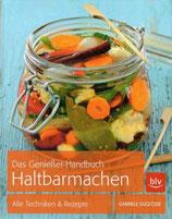 Das Genieβe-Handbuch. Haltbarmachen