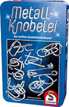 Metall Knobelei - Der verflixte Geschicklichkeitsspiel