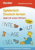 Spielerisch Deutsch lernen - Spaß mit ersten Wörtern