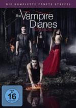 The Vampire Diaries - love sucks-5° Staffel
