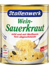 Wein-Sauerkraut