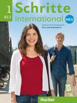 Schritte international Neu 1      (A1.1)