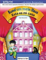 Rund um mein Haus/ Esta es mi casa  Deutsch-Spanisch.