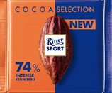 Ritter Sport Chocolate amargo 74% Cocoa