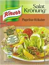 Salatkräuter Paprika