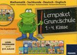 Lernpaket Grundschule 1-4 Klasse Deutsch,Mathe,Sachkunde