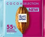 Ritter Sport Chocolate con leche 55% Cocoa