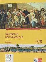 Geschichte und Geschehen 7/8 Schülerbuch