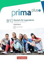 Prima Plus B1 Arbeitsbuch