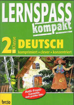Lernpass Kompakt Klasse 2 Deutsch