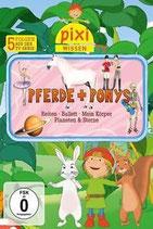 Pixi Wissen TV Pferde + Ponys (Pixi Conocimientos: Caballos y Ponys)