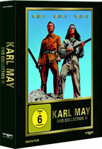 Karl May DVD collection ( Winnetou 1, 2, 3)