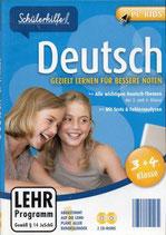 Deutsch Schülerhilfe 3+4 Klasse