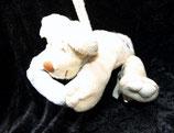Jollybaby  Hund Anhänger mit Knochen
