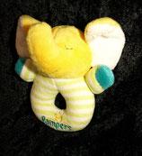 Pampers  Greifling / Rassel Elefant 13 cm