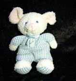 Nicotoy / Baby Club kleines Lamm / Schaf Frottee Beanie