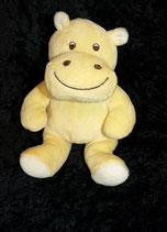Bambia Hippo / Nilpferd gelb   aus Nicki