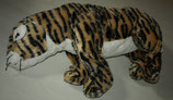 IKEA Klappar Tiger / Katze 63 cm