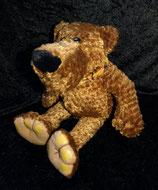 ALIKI / Sparkasse  LZO Hund / Bär / Teddy