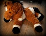 HEUNEC Pferd / Indianerpferd liegend 50 cm
