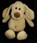 SMILY / DWW Woolworth Schmusetier Hund mit Bauchnabel