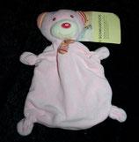 Paradise Toys Schmusetuch Teddy rosa NEU mit Etikett