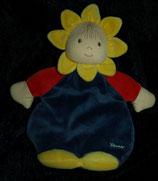 Sterntaler Schmusetuch Blume / Pupp / Blumenkind