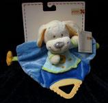 Nicotoy / Baby Club Schmusetuch Hund  NEU