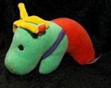 NUK Hippo / Nilpferd aus Nicki  Vintage
