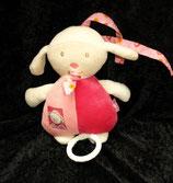 Babydream / ROSSMANN Spieluhr  Lamm / Schaf rosa /Pink