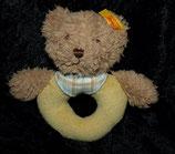 Steiff  Teddy / Bär   Greifling / Rassel 236693