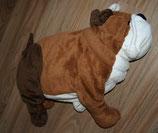 IKEA Hund Bulldogge / Gosing Bulldogg