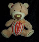 PAUL Import  Kuscheltier Teddy  getreifte Hose
